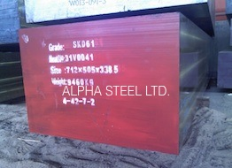 SKD61 H13 1.2344 tool steel block