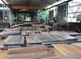 SS400 Q235B steel